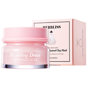 MERBLISS New Bride Ghassoul Clay Mask 60g