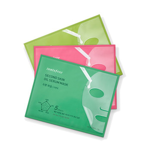 innisfree Second Skin Oil Serum Mask 14g