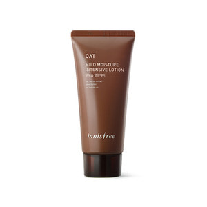 innisfree Oat Mild Moisture Intensive Lotion 100ml