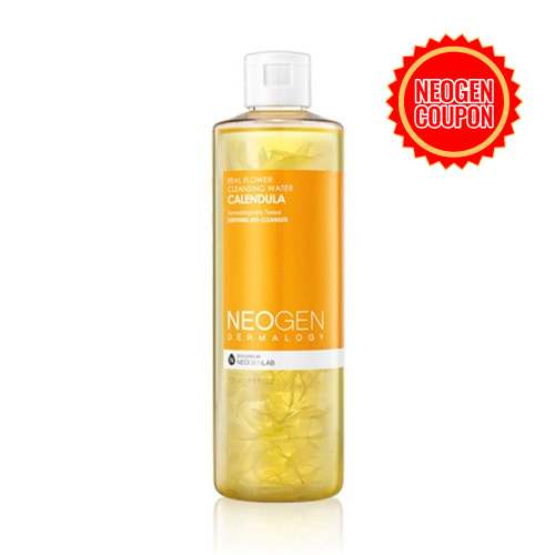 NEOGEN Real Flower Cleansing Water Calendula 300ml