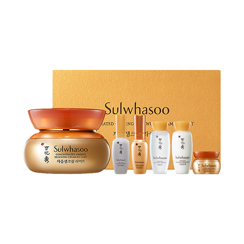 Sulwhasoo Concentrated Ginseng Renewing Cream EX Light 60ml SET